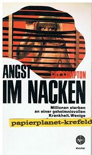 Angst im Nacken. Shocker 36 = The quality of mercy Guy Compton.
