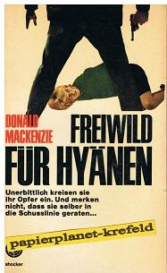 Freiwild für Hyänen. Shocker 72 = The quiet killer [Aus d. Amerikan. übertr. von Heinz Kausträter],