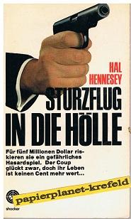 Sturzflug in die Hölle. Shocker 76 = Free fall into hell [Aus d. Amerikan. übers. von Thomas Schlück],