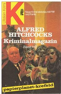 Alfred Hitchcocks Kriminalmagazin 110, Ullstein Bücher 10006