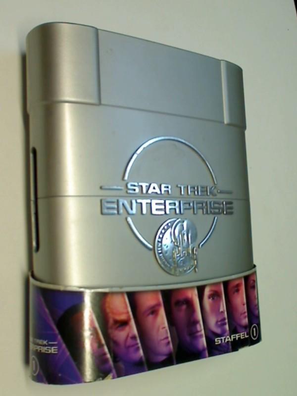 Star Trek - Enterprise: Season 1 (7 DVDs) 4010884590715