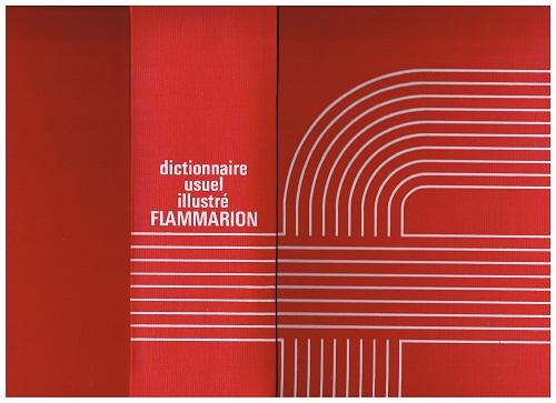 Dictionnaire Usuel Illustre Flammarion
