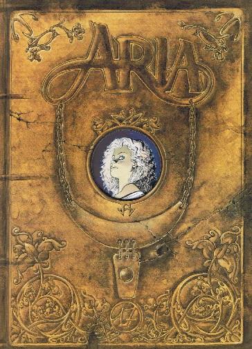 Aria 17: La vestale de satan (Comic) ; 2800122005