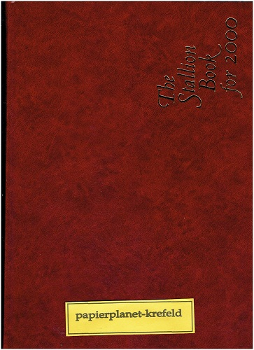 The Stallion Book For 2000, Weatherbys Publication