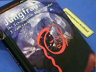 Die Jungfrau im Jahr 2000 Das Millenium-Horoskop - alles über Liebe, Gesundheit, Beruf 3898150194 [Claudia Graf],