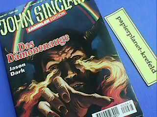 John Sinclair Sammler Edition 67 Das Dämonenauge, 26.1.1999, Bastei Romane Taschenheft