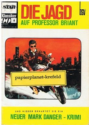 Star Klassiker 8 Die Jagd..., 1968 , BSV Comics, Comic-Heft