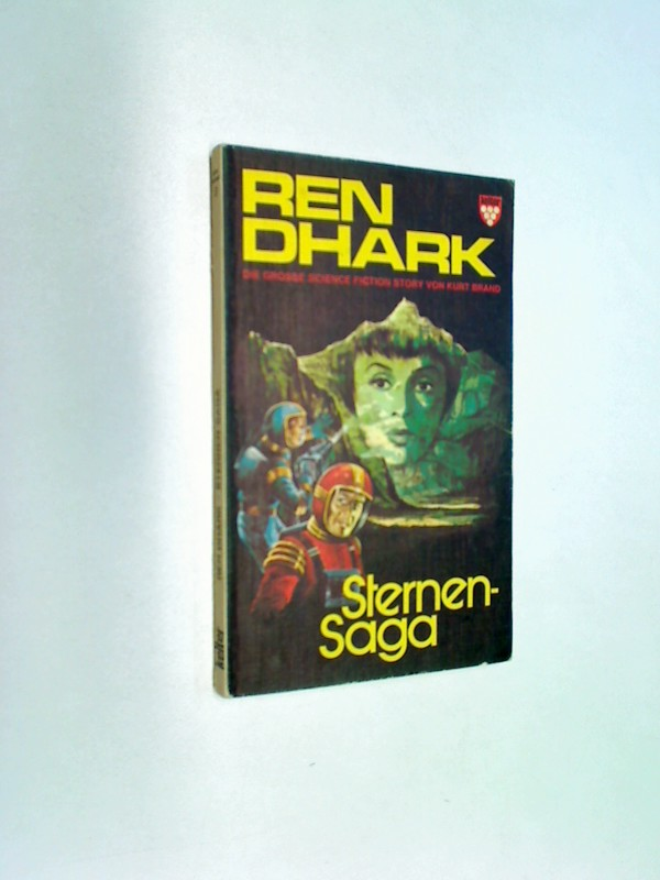 Ren Dhark 1 : Sternenjagd, = Kelter Abenteuer Taschenbuch 3