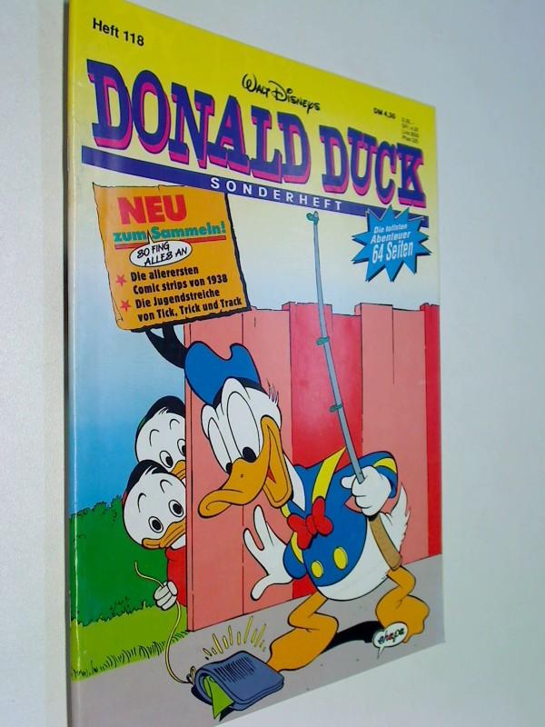 Donald Duck Sonderheft 118 April! April! (Die tollsten Geschichten von) 1. Auflage 1992