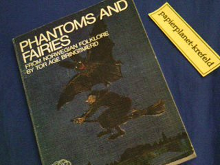 Phantoms and Fairies From Norwegian Folklore ; 8251808537