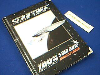 Star Trek - Star Date 1995 Jahresplaner ; 389185837x