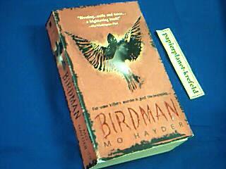 Birdman (Roman, englisch) 9780440236160