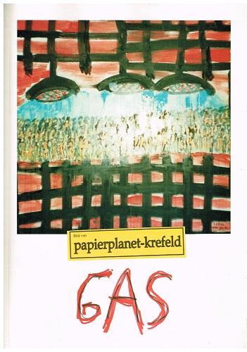 Kunst Konzentrationslager Zigeuner - Stojka, Karl: Gas.