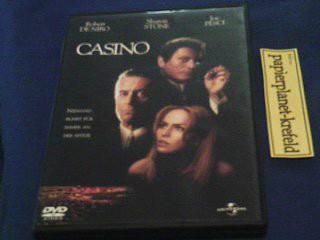 Casino Single Dvd   Dvd Rental 5050582070866