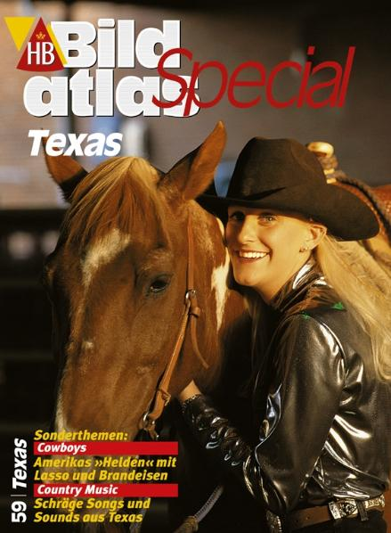 HB Bildatlas special 59 Texas ; 3616064597