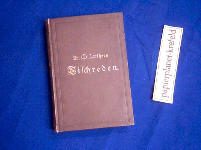 Tischreden oder Colloquia (1878)