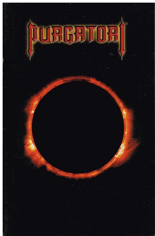 Pulido, Brian, David Quinn Al Rio u. a.: Purgatori Prestige 3 , Variant Cover Sonnenfinsternis, 1999,  Chaos ! Comics. DEV