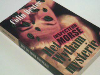 Het Wytham mysterie, Inspecteur Morse. Rainbow Crime ; 9041770194