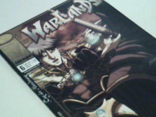 Warlands Heft 6, Panini Generation Image Comics. Comic-Heft