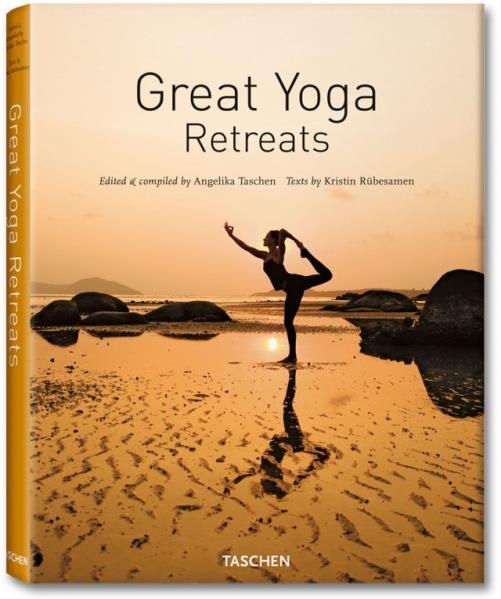 Rübesamen, Kristin: Great Yoga Retreats