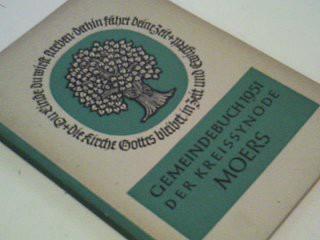 Gemeindebuch 1951 der Kreissynode Moers