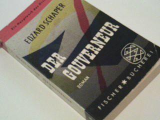 Der Gouverneur. Roman, Fischer Bücherei 157