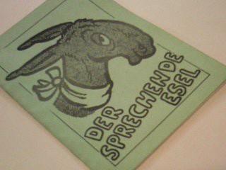 Der sprechende Esel (1981,  Bildergeschichte)