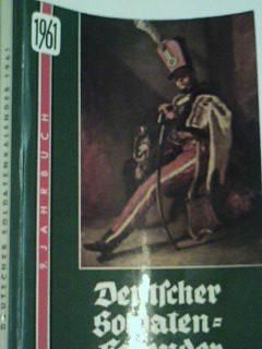 Deutsches Soldatenjahrbuch 1961 , 9. Jahrbuch, deutscher Einfluß auf die Militärgeschichte in Chile , u.a