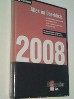Computer Bild Jahres CD-ROM 2008