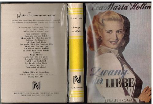 Zwang der Liebe. Frauenroman (1954)