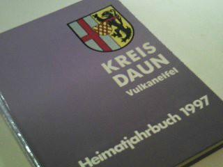 HEIMATJAHRBUCH 1997 Kreis Daun  Hocheifel.