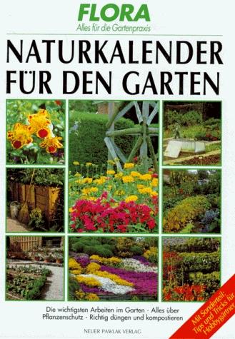 Naturkalender für den Garten