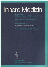 Heilmeyer, Ludwig: Innere Medizin Ein Lehrbuch für Studierende der Medizin und Ärzte