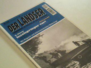 Der Landser Grossband 1165 Inselspringer vor ! Herbst 1941 - Unternehmen Beowulf,  Roman-Heft