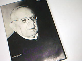 Monsignore Gregor Schwamborn. Ehrenbürger der Stadt Krefeld.