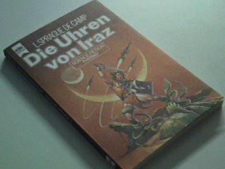 de CAMP, LYON SPRAGUE: Die Uhren von Iraz Heyne Fantasy 3484, 1. Auflage 1976,  3453303636