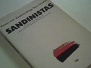 Arce, Bayardo, Humberto Ortega und Jaime Wheelock: Sandinistas