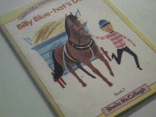 Billy Blue-hart