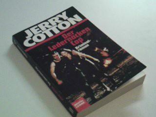 Jerry Cotton Taschenbuch  Der Ledernacken-Cop