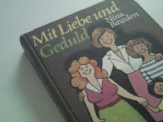 Mit Liebe und Geduld. Reihe leichter lesen, Bücher in Grossdruck Bd. 95, = A  little love, a little learning  ; 3883450316 Ungekürzte Orig.-Ausg.
