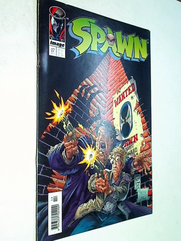 Spawn Kiosk Heft 17, 1998, Infinity Image Comics, Comic-Heft