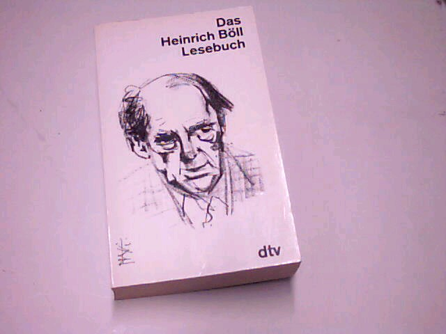 Heinrich Böll Lesebuch