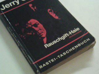 Rauschgift-Haie Jerry Cotton Bastei-Taschenbuch 8,