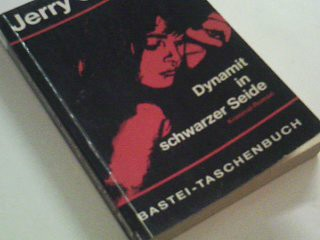Dynamit in schwarzer Seide,  Jerry Cotton Taschenbuch 24