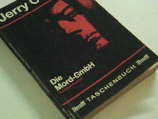 Die Mord-GmbH , Jerry Cotton Taschenbuch 25