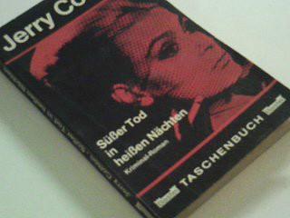 Süßer Tod in heißen Nächten, Jerry Cotton Taschenbuch 47, ERSTAUSGABE 1966