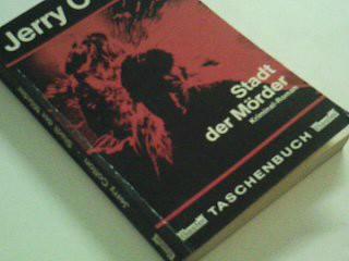 Stadt der Mörder , Jerry Cotton Taschenbuch 55