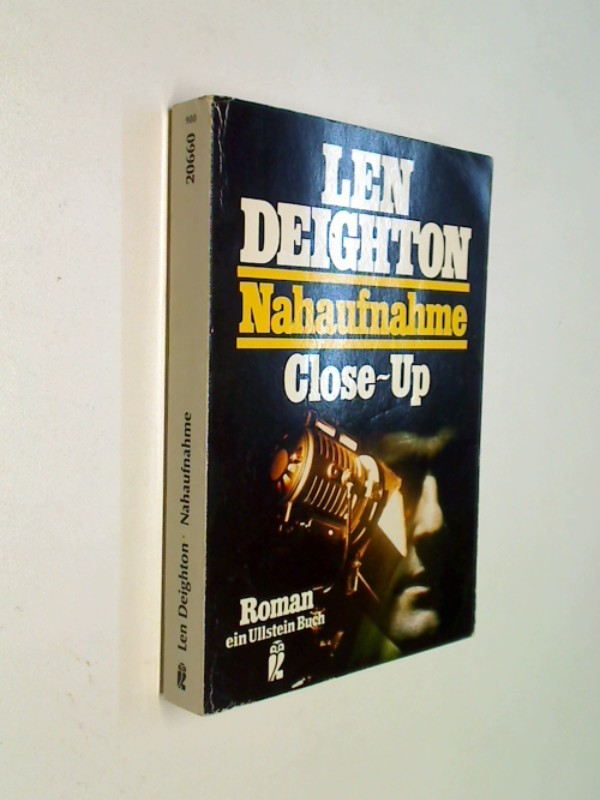 NAHAUFNAHME Close-Up Ullstein 20660