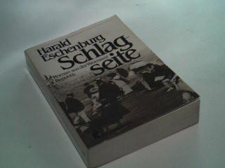 Schlagseite : Roman aus d. Weimarer Republik ; 3548201423 Ungekürzte Ausg.