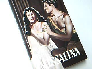 Messalina : Sittenbild aus d. alten Rom ; Roman ; Nach zeitgenöss. Quellenwerken frei bearb., Foto-Cover